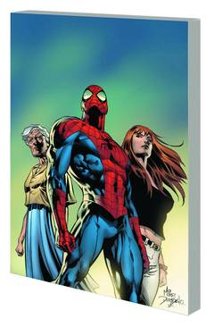 AMAZING SPIDER-MAN BY JMS ULTIMATE COLLECTION TP BOOK 04 ***OOP***