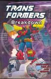 TRANSFORMERS GN BREAKDOWN