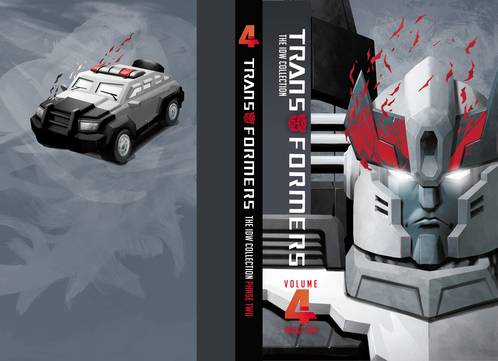 TRANSFORMERS IDW COLL PHASE 2 HC VOL 04