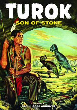 TUROK SON OF STONE ARCHIVES HC VOL 01 ***OOP***