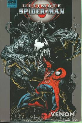 ULTIMATE SPIDER-MAN VENOM PREM HC ***OOP***