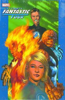 ULTIMATE FANTASTIC FOUR HC VOL 01 *** OUT OF PRINT ***