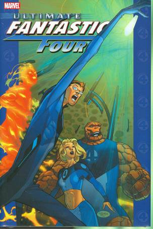 ULTIMATE FANTASTIC FOUR HC VOL 04 ***OOP***