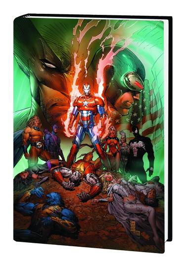 AVENGERS X-MEN UTOPIA HC ***OUT OF PRINT***
