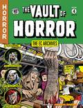 EC ARCHIVES VAULT OF HORROR HC VOL 04 ***OOP***
