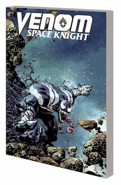 VENOM SPACE KNIGHT TP VOL 02 ENEMIES AND ALLIES
