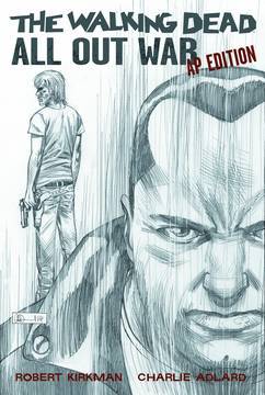 WALKING DEAD ALL OUT WAR AP EDITION HC