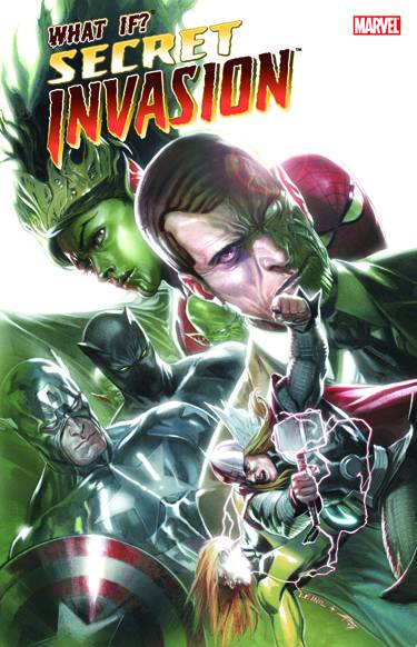 WHAT IF SECRET INVASION TP