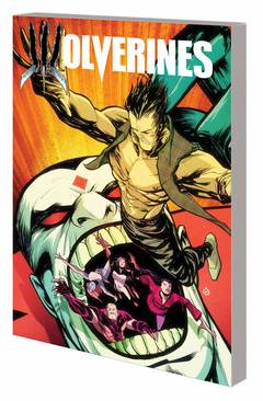 WOLVERINES TP VOL 04 DESTINY