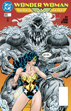 WONDER WOMAN BY JOHN BYRNE HC VOL 01