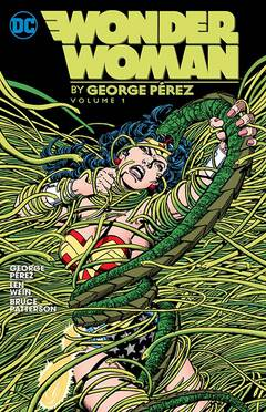 WONDER WOMAN BY GEORGE PEREZ TP VOL 01