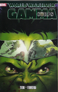 HULK WWH TP GAMMA CORPS *** OUT OF PRINT ***