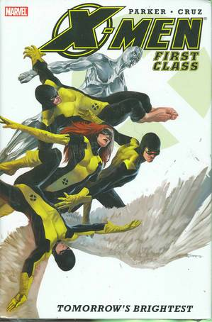 X-MEN FIRST CLASS HC ***OOP***