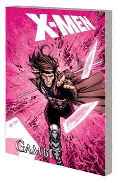 X-MEN ORIGINS TP GAMBIT