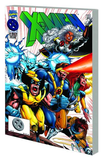 X-MEN PRELUDE TO ONSLAUGHT TP
