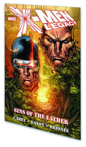 X-MEN LEGACY TP SINS OF THE FATHER ***OOP***