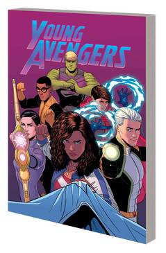 YOUNG AVENGERS TP VOL 03 MIC DROP EDGE TIME AND SPACE