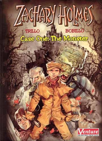 ZACHARY HOLMES HC CASE 01 THE MONSTER