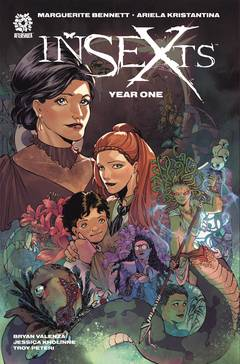 INSEXTS YEAR ONE HC