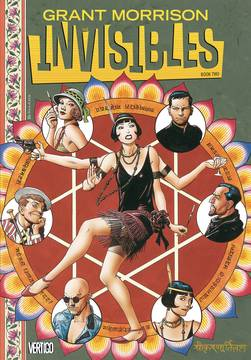 INVISIBLES TP BOOK 02