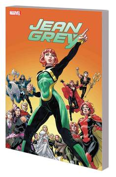 JEAN GREY TP VOL 02 FINAL FIGHT