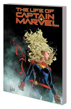 LIFE OF CAPTAIN MARVEL TP QUESADA DM VAR