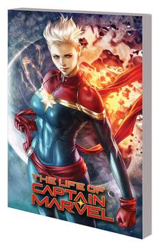 LIFE OF CAPTAIN MARVEL TP