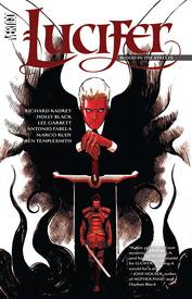 LUCIFER TP VOL 03 BLOOD IN THE STREETS