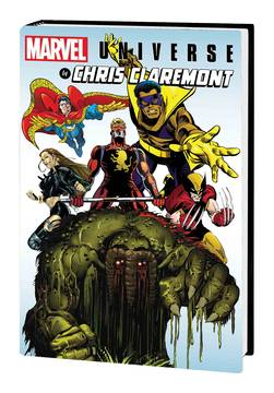 MARVEL UNIVERSE BY CHRIS CLAREMONT HC