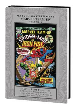 MMW MARVEL TEAM-UP HC VOL 04