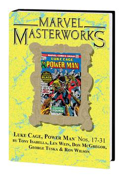 MMW LUKE CAGE POWER MAN HC VOL 02 DM VAR ED 248