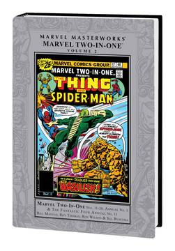 MMW MARVEL TWO IN ONE HC VOL 02
