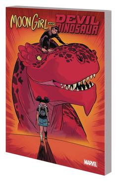MOON GIRL AND DEVIL DINOSAUR TP VOL 04 GIRL-MOON