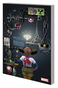 MOON GIRL AND DEVIL DINOSAUR TP VOL 03 SMARTEST THERE IS