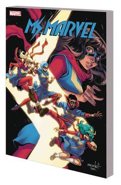 MS MARVEL TP VOL 09 TEENAGE WASTELAND