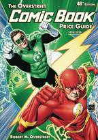 OVERSTREET COMIC BK PG HC VOL 48 FLASH GREEN LANTERN