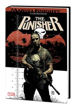 PUNISHER BY GARTH ENNIS OMNIBUS HC NEW PTG