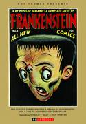 ROY THOMAS PRESENTS BRIEFER FRANKENSTEIN HC 1945-1946