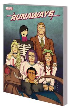 RUNAWAYS BY RAINBOW ROWELL TP VOL 02 BEST FRIENDS FOREVER