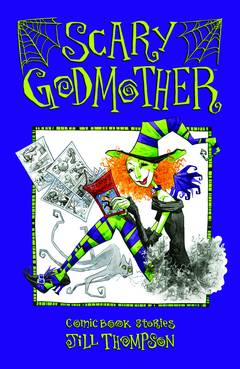 SCARY GODMOTHER COMIC BOOK STORIES TP ***OOP***