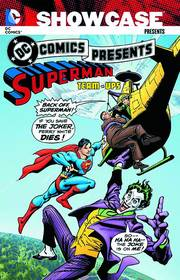 SHOWCASE PRESENTS DC COMICS PRESENTS TP VOL 02 ***OOP***