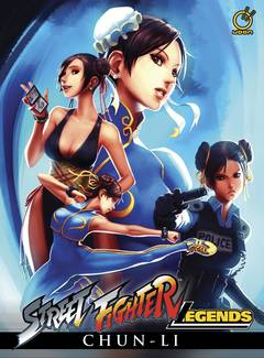 STREET FIGHTER LEGENDS CHUN LI HC