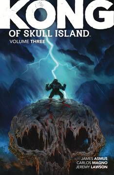 KONG OF SKULL ISLAND TP VOL 03