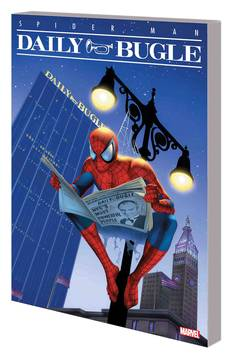 SPIDER-MAN DAILY BUGLE TP