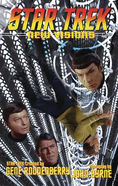 STAR TREK NEW VISIONS TP VOL 07