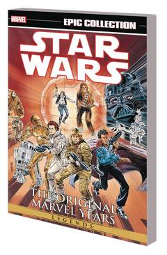 STAR WARS LEGENDS EPIC COLL ORIGINAL MARVEL YEARS TP VOL 03