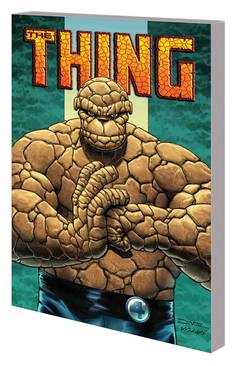 THING AND HUMAN TORCH BY DAN SLOTT TP