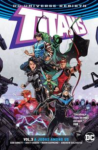 TITANS TP VOL 03 A JUDAS AMONG US REBIRTH