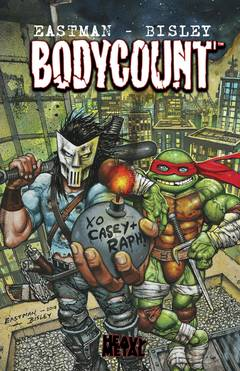 TMNT BODYCOUNT HC