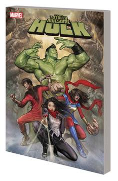 TOTALLY AWESOME HULK TP VOL 03 BIG APPLE SHOWDOWN